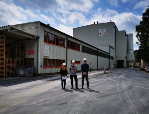"""Kick-Off des Umsetzungsprojektes """"Produktivität und Energieeffizienz im Bergbau"""""""