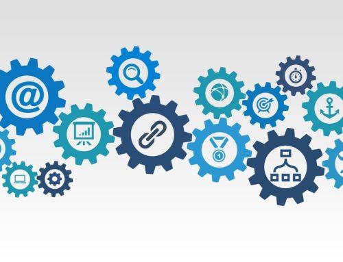 """""""Hätte, hätte… PROZESSkette"""": Umsetzungsprojekt zur Generierung einer einheitlichen Prozesskette mit digitalisierten Geschäftsabläufen"""