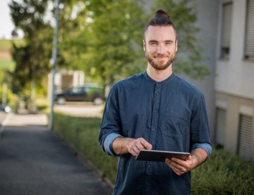 """Transferprojekt """"Marktrecherche zur digitalen mobilen Mitarbeiterzeiterfassung für kundenindividuelle Arbeitsprozesse im Außendienst"""""""