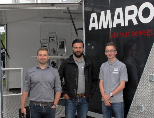 Kick-Off für Digitalen Zwilling des Autohaus Amaro