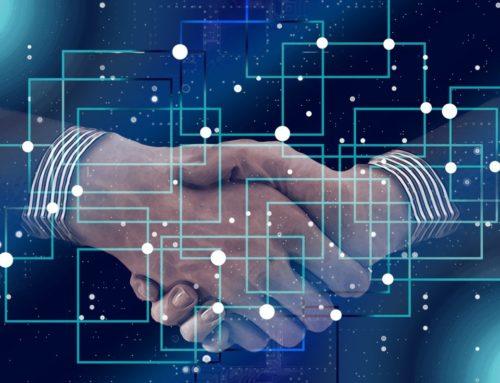 Verbesserung der Prozesskette durch digitalisierte Geschäftsabläufe