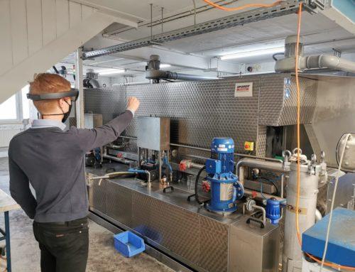 Modulare AR-Applikation zur Anlageninstandhaltung