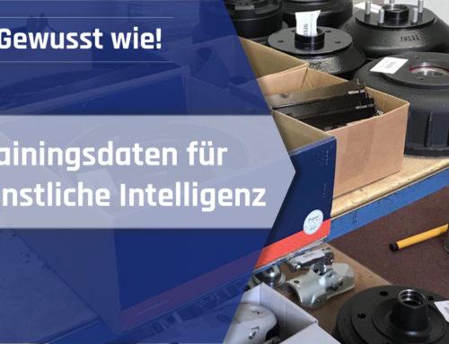 Trainingsdaten für künstliche Intelligenz bereitstellen