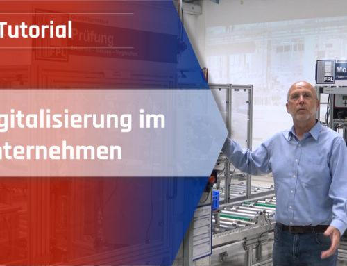 Tutorial: Digitalisierung im Unternehmen