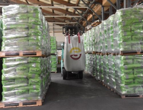 Digitale Warenrückverfolgung eines Saatgutproduzenten