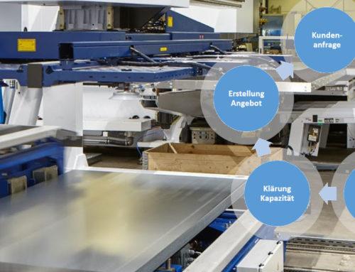 Digitalisierung des Angebotsprozesses durch Produktkonfigurator