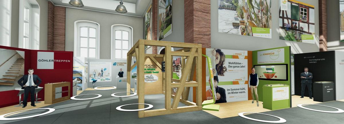 Virtuelle Sicherheitsunterweisung in 3D||© VRENDEX GmbH