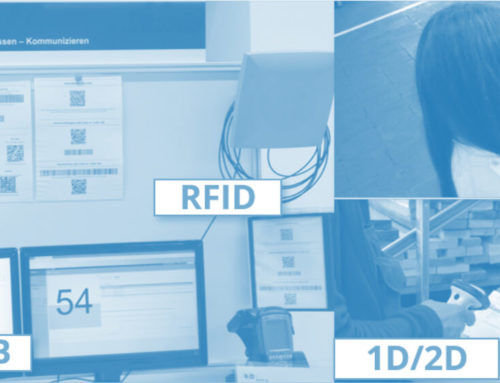 Technologieüberblick Auto-ID & Co. für Intralogistik 4.0