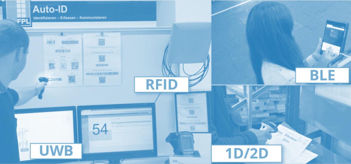 Technologieüberblick Auto-ID und Intralogistik
