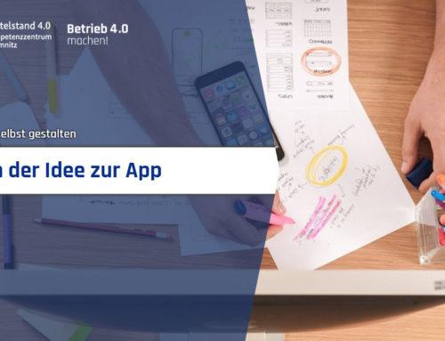 Von der Idee zur App