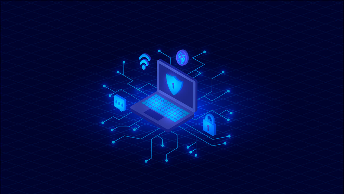 Praxisbeispiel: Analyse des vorhandenen IT-Sicherheitsniveaus    © freepik – freepik.com