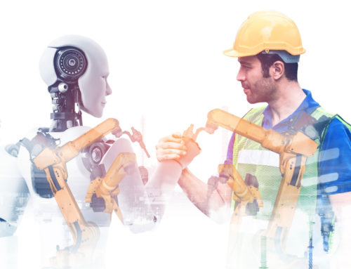 Was ist Mensch-Roboter-Kollaboration?