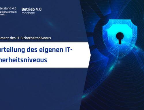 Beurteilung des eigenen IT-Sicherheitsniveaus